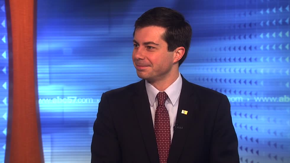 Mayor Pete Buttigieg discusses South Bend schools superintendent's resignation