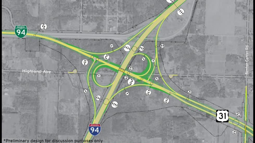 Us 31 Project Map MDOT to share plans for US 31 relocation project at open house