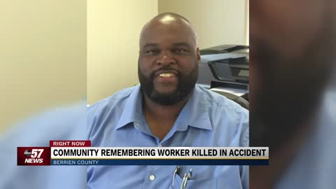 MDOT worker killed by tire on I-94