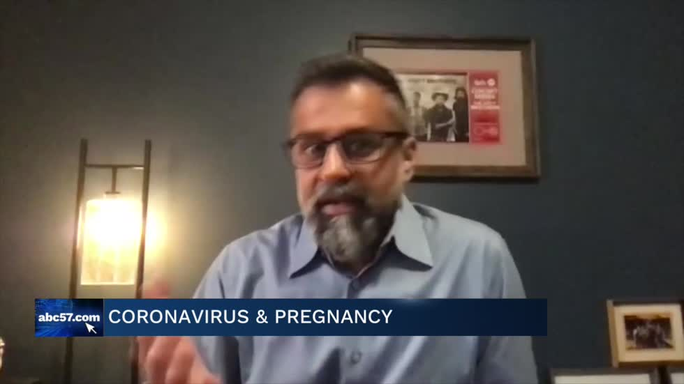 Medical Minute: Coronavirus and pregnancy