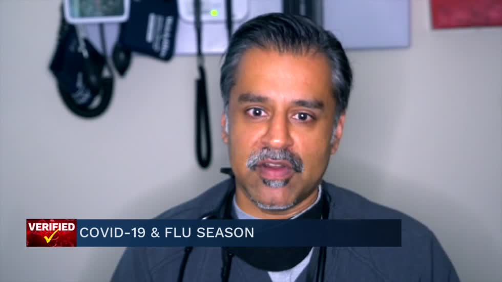 Medical Minute: Flu season and COVID-19
