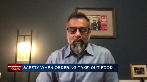 Medical Minute: Safety when ordering take-out