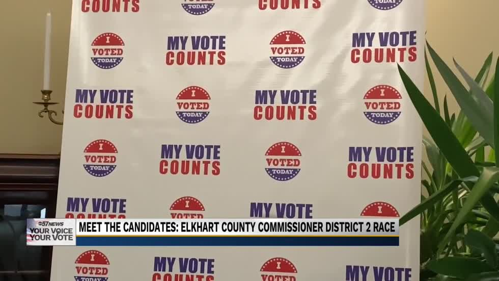 Elkhart County and their 2nd district race for commissioner