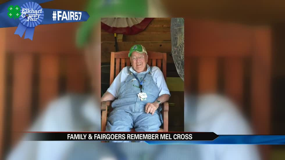 Remembering Melvin Cross, a legacy at the Elkhart County 4-H Fair
