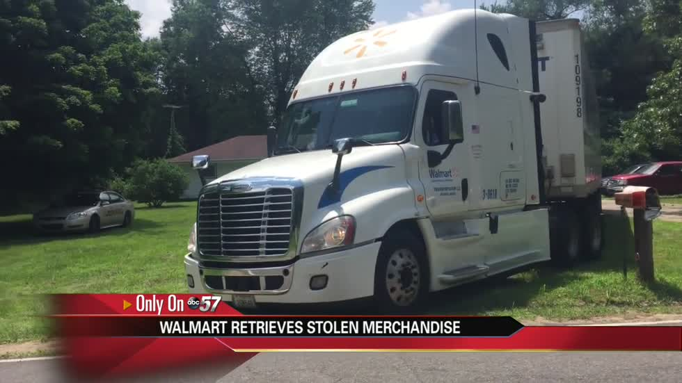 Merchandise from Sam's Club trailer stolen from Mishawaka recovered in South Bend