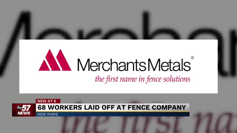 Merchants Metal in New Paris shutting down