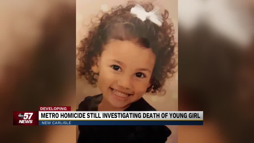 Metro homicide still investigating death of young girl