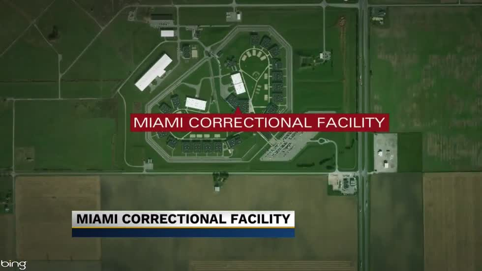 Power shut off in part of Miami Correctional Facility due to inmates starting fires, official says