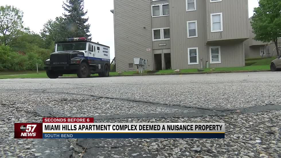 Miami Hills deemed a nuisance property after 168 calls of service in 90 days