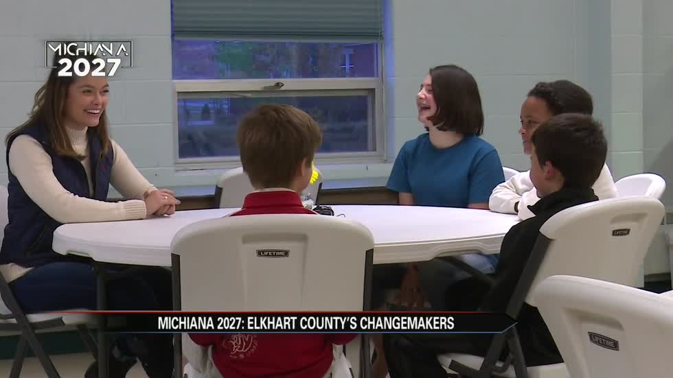 Michiana 2027: Young Elkhart County volunteers shape the future