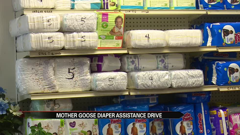 Michiana Five for the Homless to hold diaper drive Wednesday