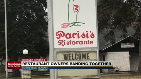 Michiana business owners create fundraiser for restaurant and bar workers