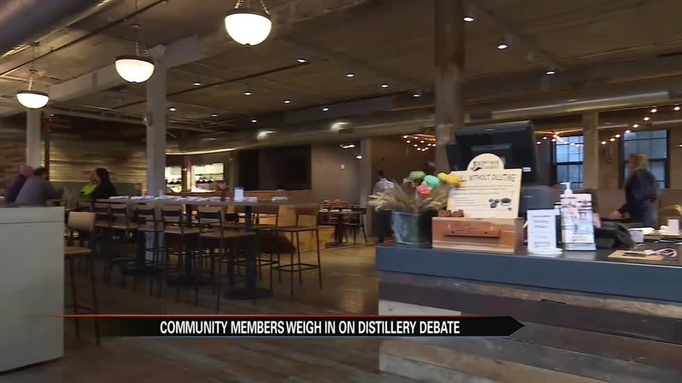 Michiana distillery faces possibility of being shut down after wastewater issues