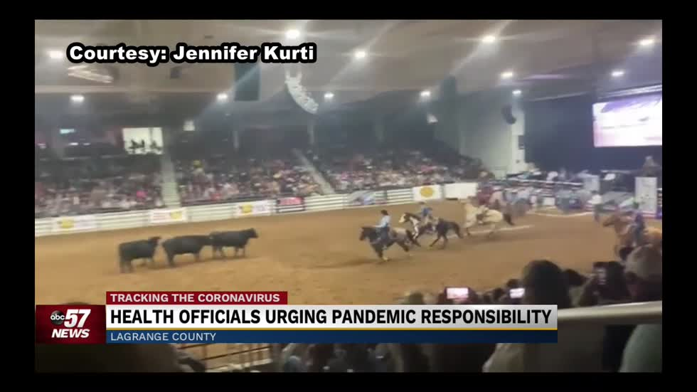 Michiana Event Center still hosting events in Pandemic