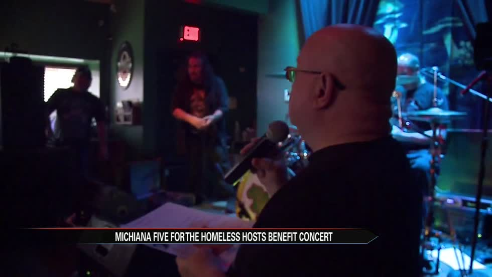 Homeless advocacy group raises more than $600 at Sunday benefit concert