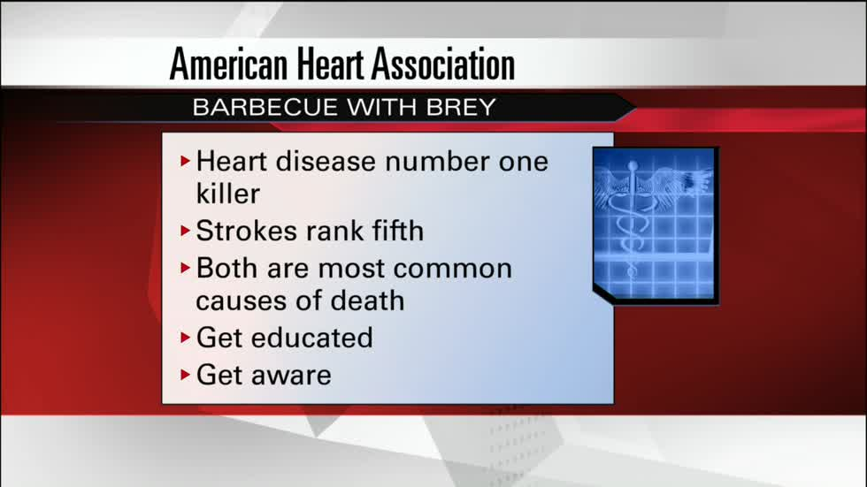 Michiana men encouraged to learn about heart health at Barbecue with Brey