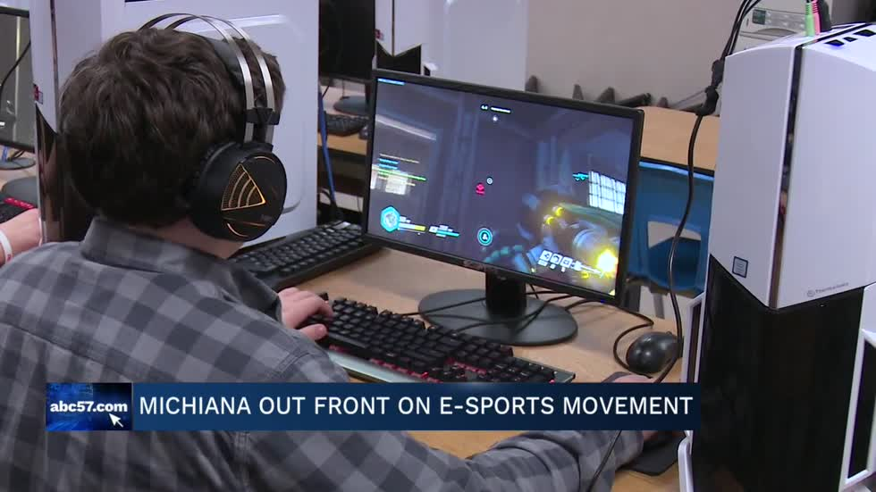 Michiana out front on eSports movement