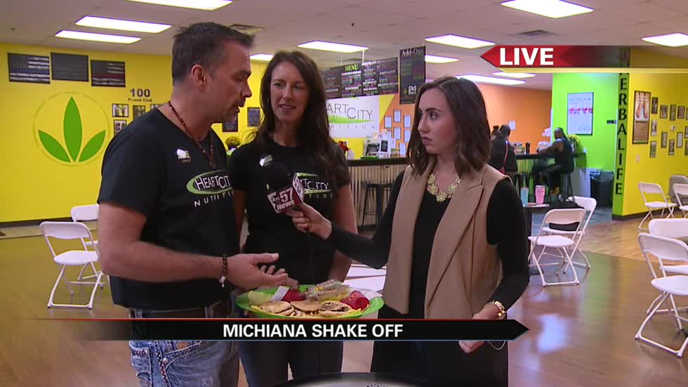 Nutrition clubs compete in Michiana Shake Off