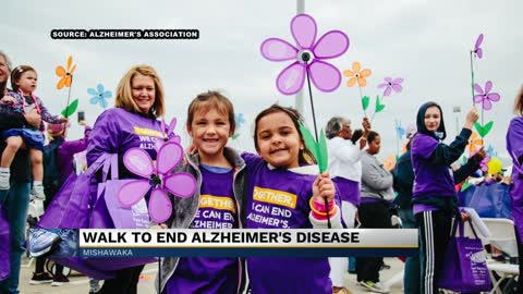 Michiana Walk to End Alzheimer's helped fight the disease Sunday