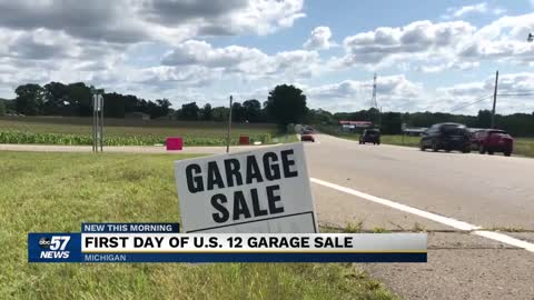 Michigan's longest garage sale returns for 17th year