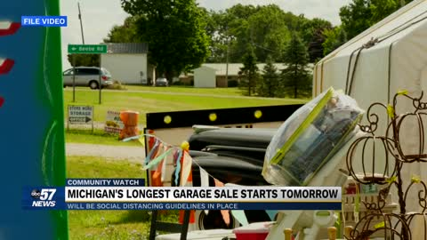 Heritage Trail garage sale happening this weekend
