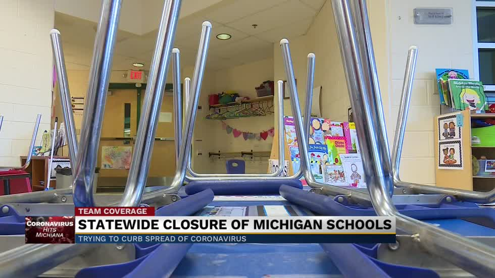 Michigans school closures affect parents, students and local daycares