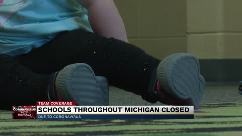 Michigans school closures affect parents, students and local...
