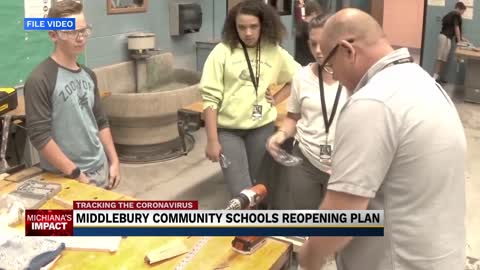 Middlebury Community Schools release reopening plan