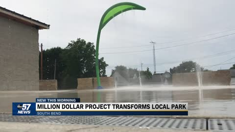 Million dollar project transforms local park