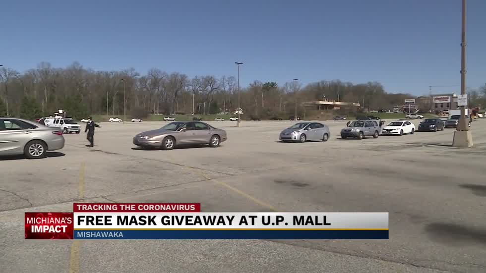 Mishawaka business passing out 20,000 masks today