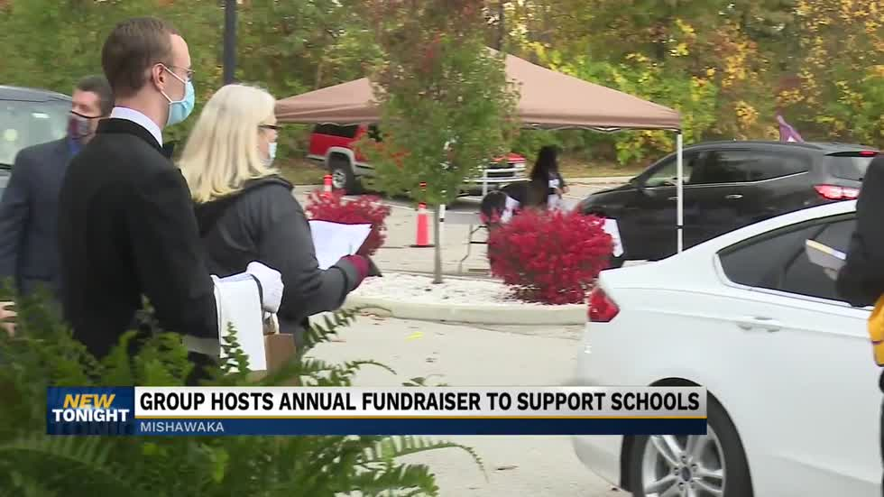 "Mishawaka Education Foundation hosts ""drive thru"" gala"