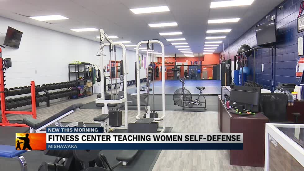 Mishawaka gym teaching women self-defense class