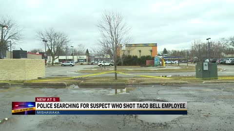 Police respond to shooting at Taco Bell in Mishawaka