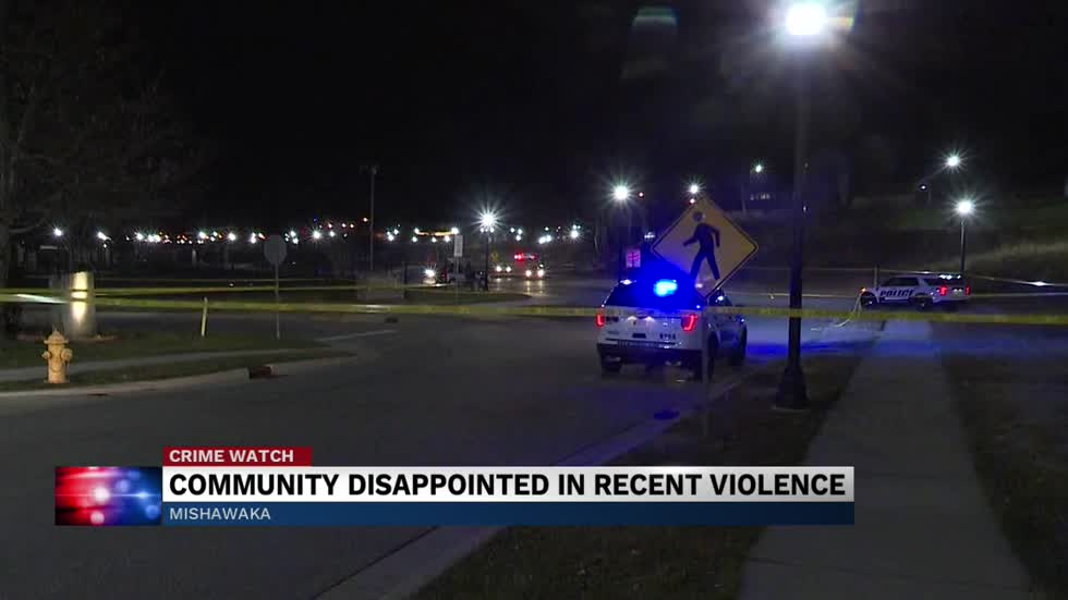 Mishawaka Community responds to recent violence in the city