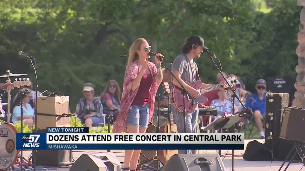 Mishawaka's summer concert series continues at Central Park