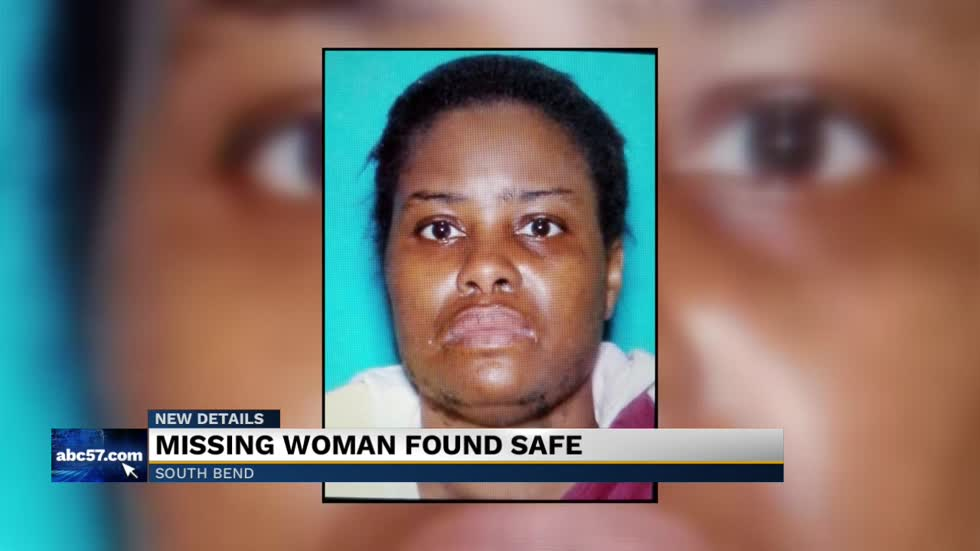 Silver Alert issued for a missing South Bend woman has been cancelled