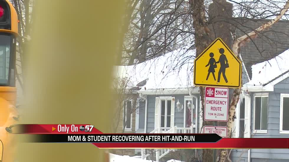 Hit-and-run at Knox school injures student and parent; driver arrested