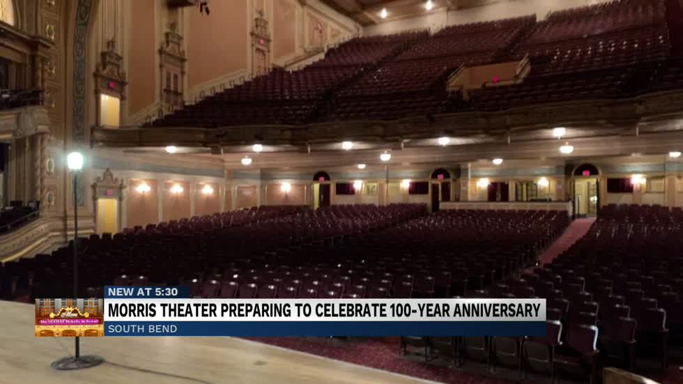 Morris Theater preparing to celebrate 100-year anniversary