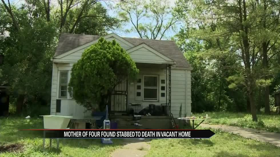 Mother of four fatally stabbed in Detroit home