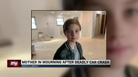 Mother in mourning after deadly car crash