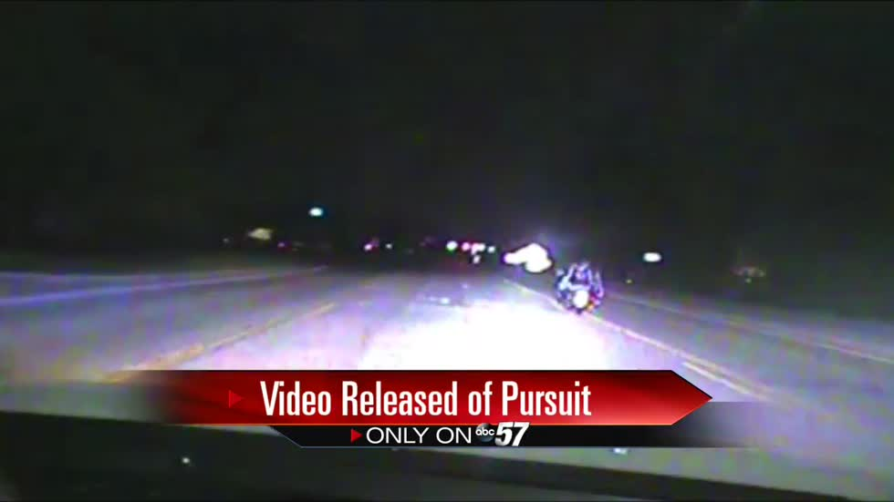 Dash cam video released: Officer cleared in fatal police pursuit