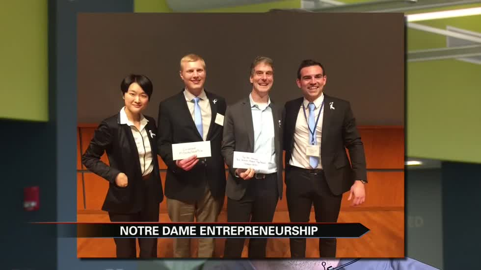 Notre Dame entrepreneurship competition invites community for first time