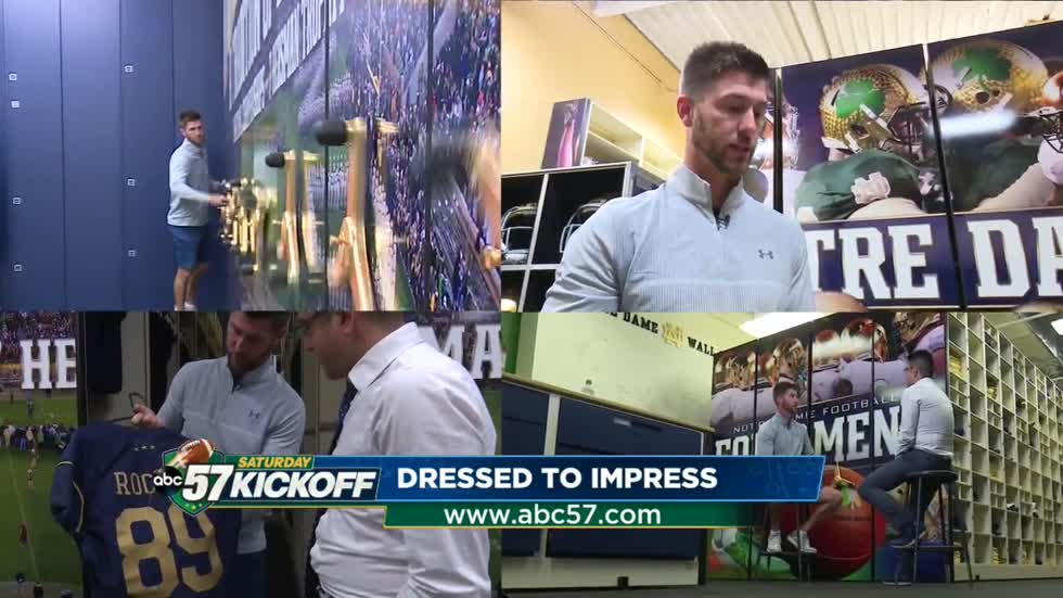 Equipment Manager part of fabric of Notre Dame Football