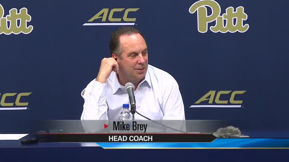 Coach Mike Brey comments on Notre Dame men's basketball losing streak