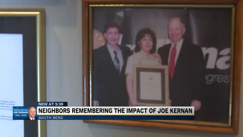 Friends and neighbors weigh in on the legacy of Joe Kernan