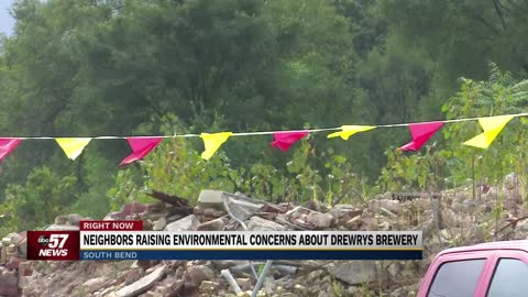 Environmental concerns raised in near northwest side, Drewery's Brewery