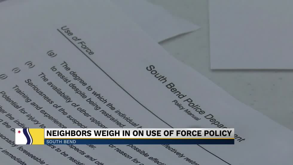 Community discusses SBPD use of force policy
