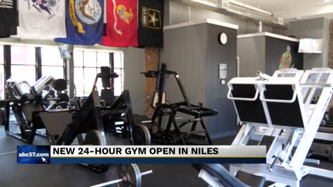 New 24-hour gym in Niles celebrates grand opening