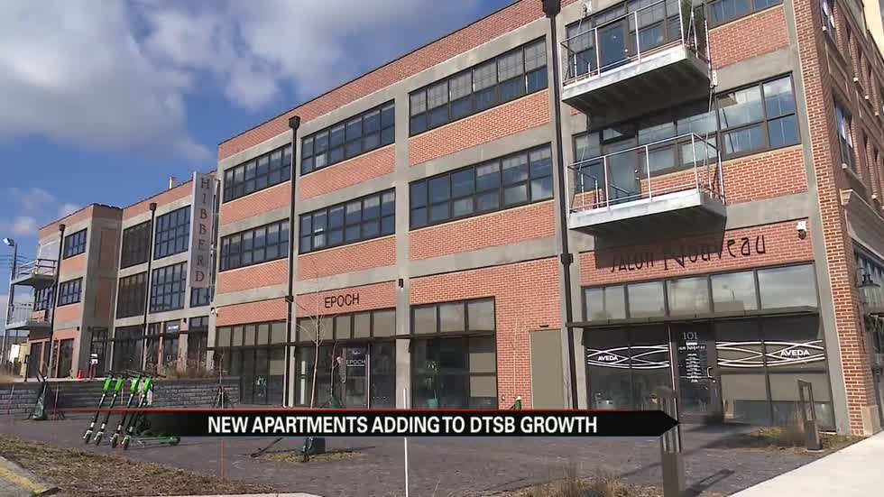 New apartments add to Downtown South Bend's growth