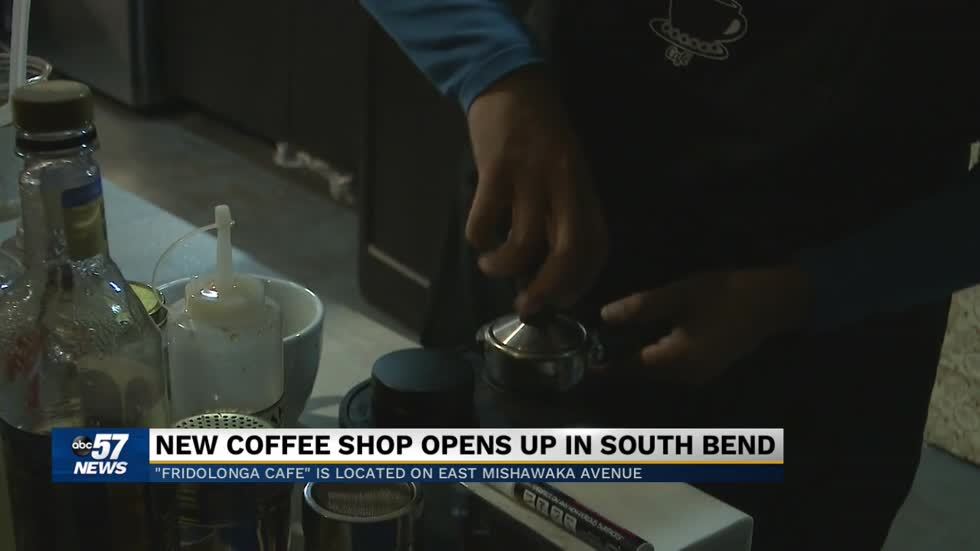 New coffee shop opens in South Bend
